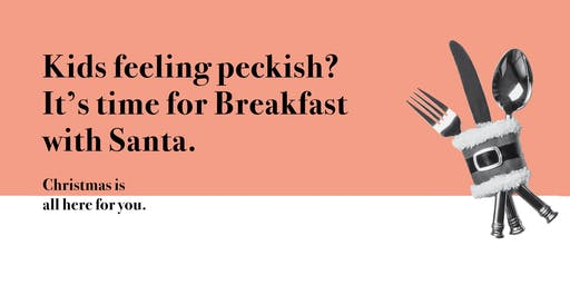 Breakfast with Santa at Limeyard Two Rivers - 21st December