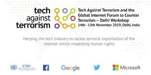 Tech Against Terrorism and GIFCT Tech Workshop in Delhi, India
