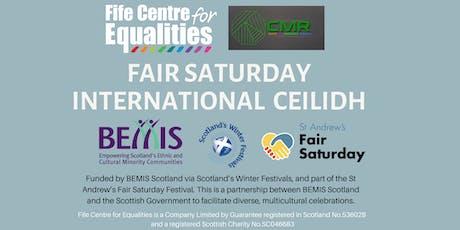 Fair Saturday International Ceilidh tickets