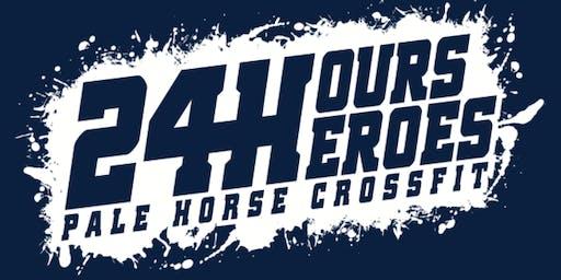 24 Hours 24 Heroes 2019