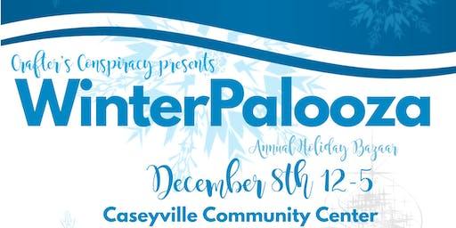 Winterpalooza Annual Holiday Bazaar