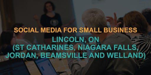 Social Media for Small Business: Jordan Workshop