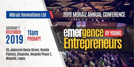 Mbraiz Emerge Conference 2019 tickets
