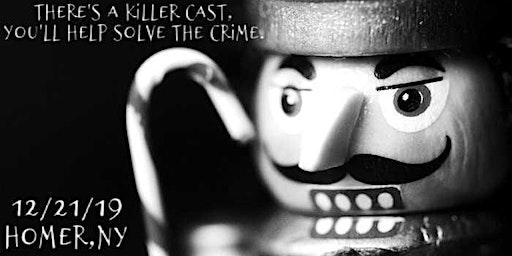 Nutcracker Noir: Have Yourself A Merry Little Murder
