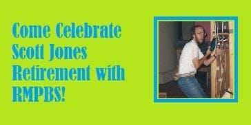 Retirement Party for Scott Jones!