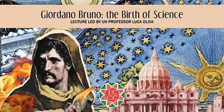 Giordano Bruno: the Birth of Science tickets