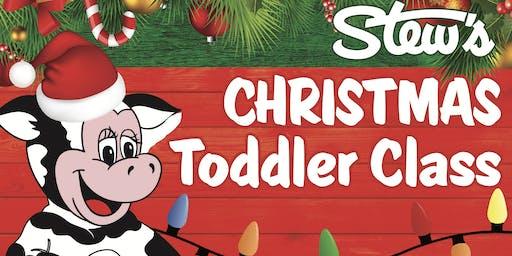 Reindeer Cupcake Toddler Class