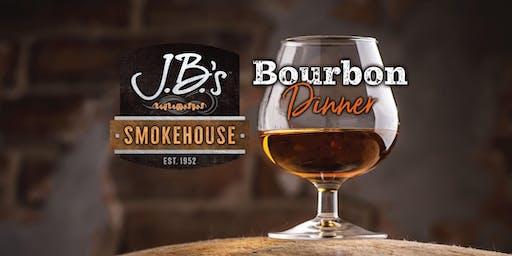 JB's Bourbon Tasting and Dinner
