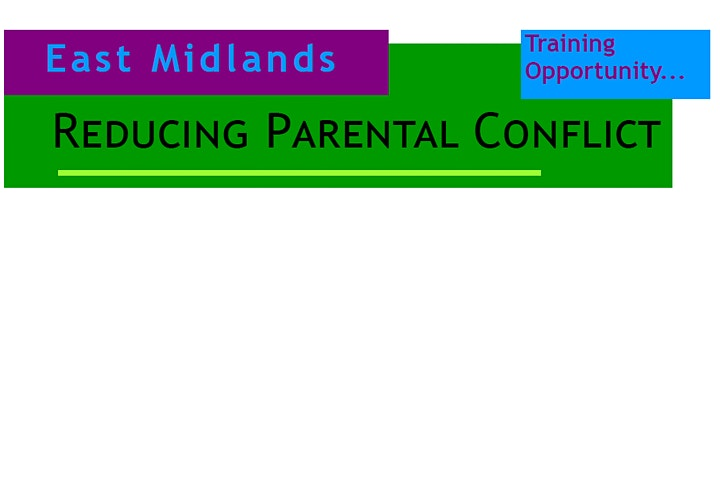 Reducing Parental Conflict E learning image