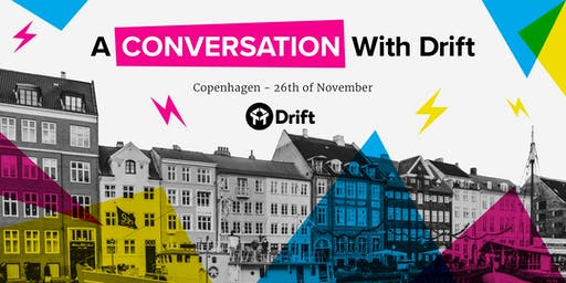 A Conversation With Drift - Copenhagen