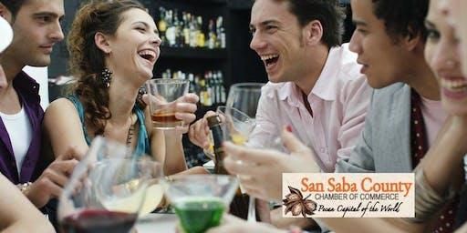 San Saba County Sip N' Stroll Wine Tasting Event & Lighted Christmas Parade