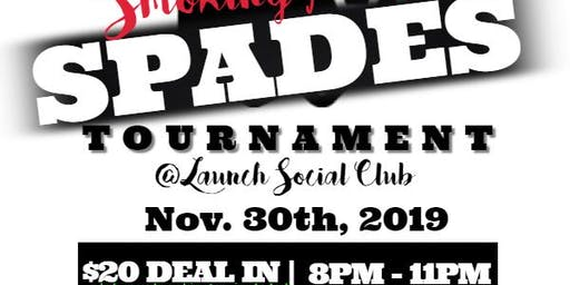 """Smoking Aces"" -Spades Tournament"