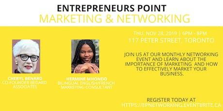 Entrepreneurs Point: Brand Marketing tickets