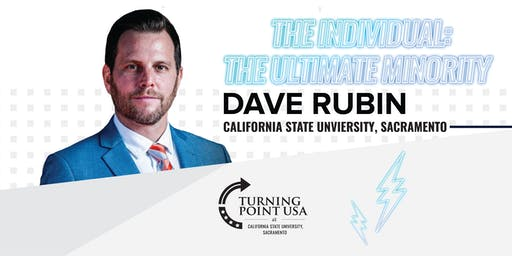 The Individual - The Ultimate Minority with Dave Rubin