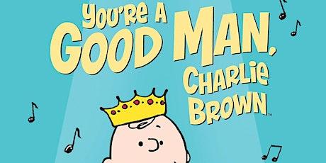 NiCori Kids Performance Ensemble IN: You're A Good Man, Charlie Brown tickets