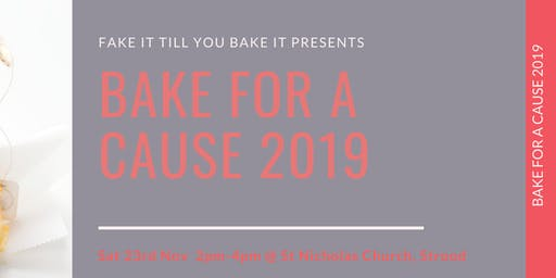 Bake For A Cause 2019