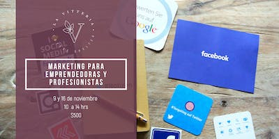 Taller de marketing para empresarias y profesionistas