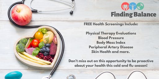 Finding Balance this Winter: Free Health Screenings