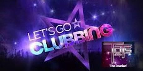 Over 30s Club Classics & TOTS  2000 Reunion tickets