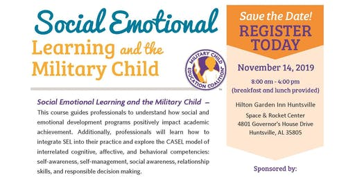 Social Emotional Learning and the Military Child