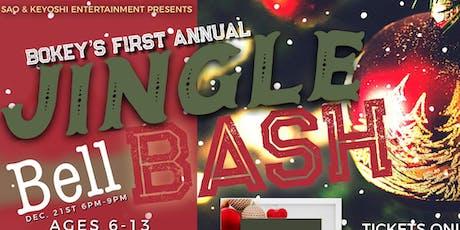 Bokey's 1st Jingle Bell Bash tickets