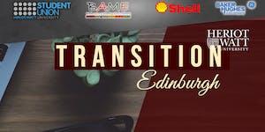 Transition Careers Event in Edinburgh