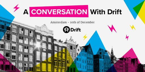 A Conversation With Drift - Amsterdam