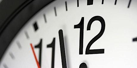 Time Management: An Urban Legend - Philadelphia tickets