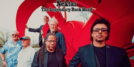 NEKTAR   50th Anniversary Tour  Live at The Linda tickets
