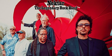 NEKTAR | 50th Anniversary Tour| Live at The Linda tickets