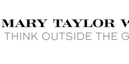 Mary Taylor Wine Tasting