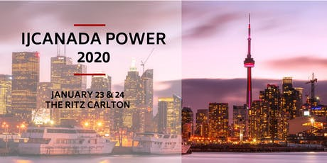 IJCanada Power 2020 tickets