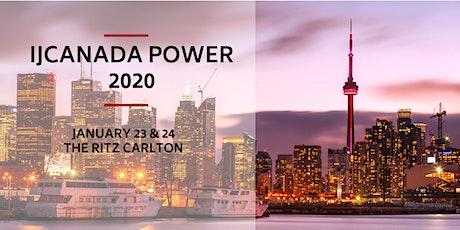 IJCanada Power 2020 tickets