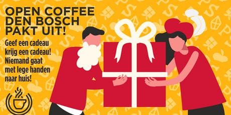 OPEN COFFEE DEN BOSCH | PAKJESOCHTEND! tickets