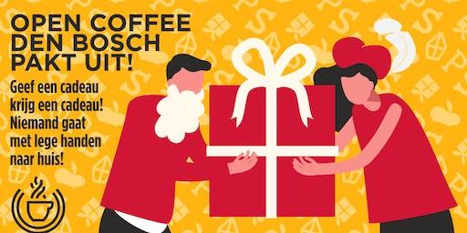 OPEN COFFEE DEN BOSCH | PAKJESOCHTEND!