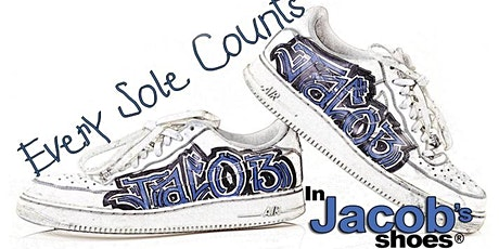 "In Jacob's Shoes 10th ""Every Sole Counts"" A Virtual Fundraiser tickets"