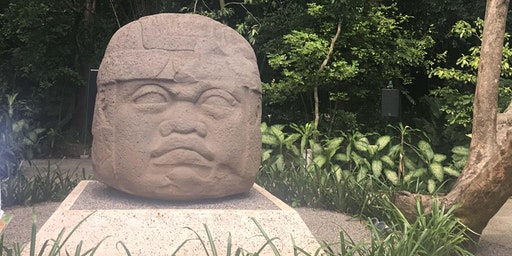 Olmec route 7 days private tour