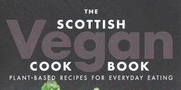 Book Week Scotland - Scottish Vegan  Cookbook - Jackie Jones