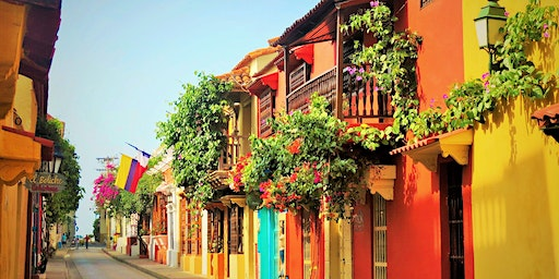 Cartagena's Historic City Walking Tour
