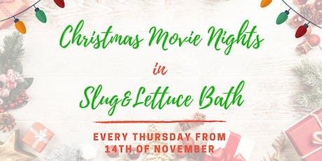 Christmas Movie Nights - Home Alone tickets