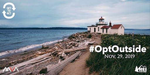 #OptOutside Seattle