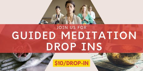 Drop In Guided Meditation tickets