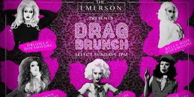 Drag Brunch Holiday Special