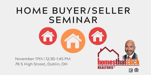 Free Home Buyer/Seller Seminar