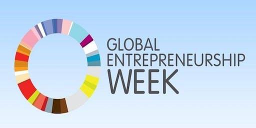 Global Entrepreneurship Week Show Me the Money Workshop