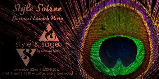 Style Soiree - Business Launch Party by Style & Sage