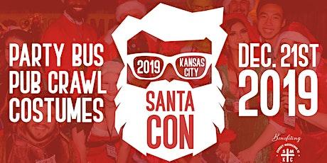SantaCon KC 2019 tickets