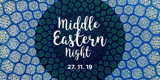 Middle Eastern Night at Langland's