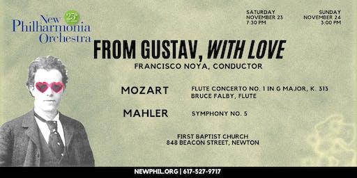 New Philharmonia Presents - Classics I: From Gustav with Love