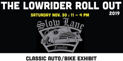 2nd Annual Low Rider Rollout